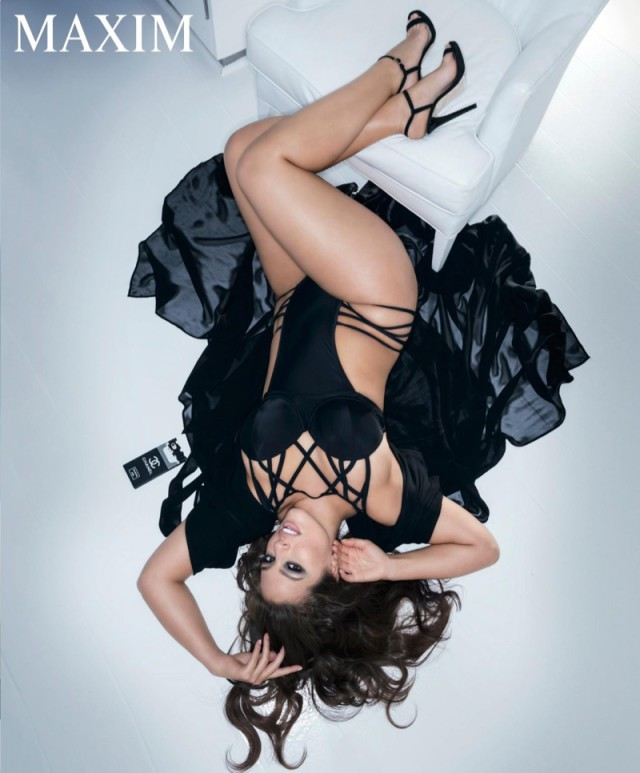 Ashley Graham nude maxim cover shoot
