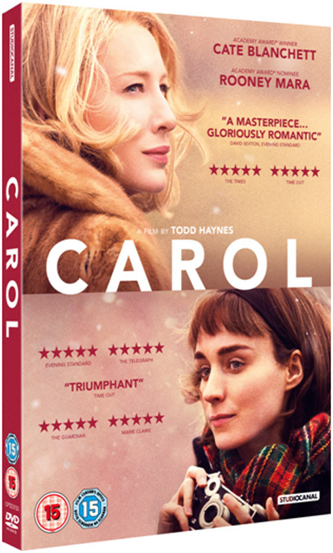 Carol Packshot