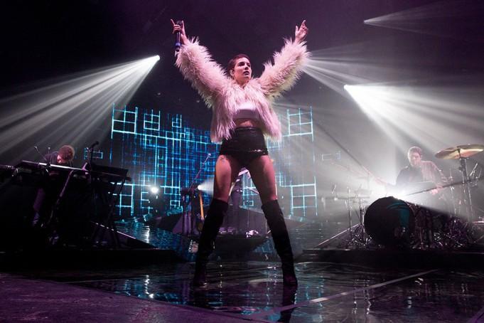 Halsey live at Brixton