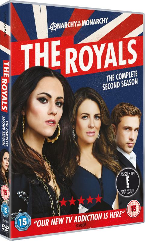 The Royals Packshot