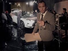 Lexus RX - Jude Law - VR still1