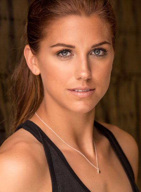 Sexiest Athlete: Alex Morgan