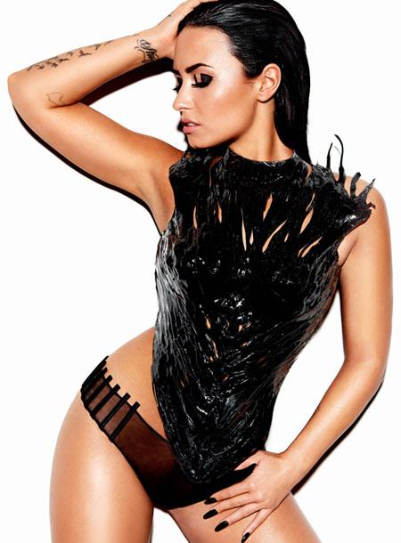 Sexiest Songstress: Demi Lovato