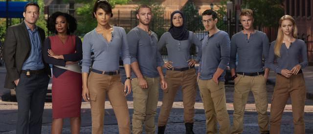 Sexiest TV Cast: Quantico
