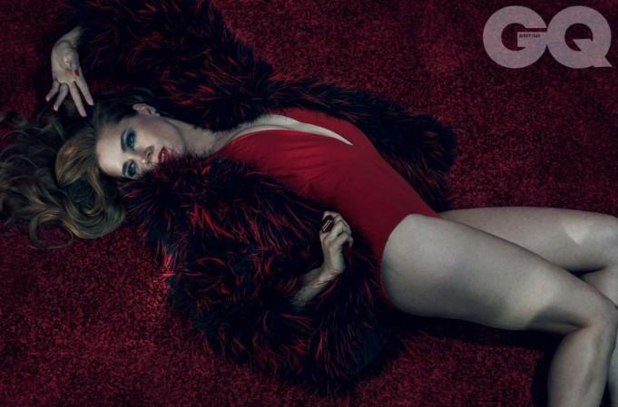 Amy Adams smoking hot in GQ photo shoot