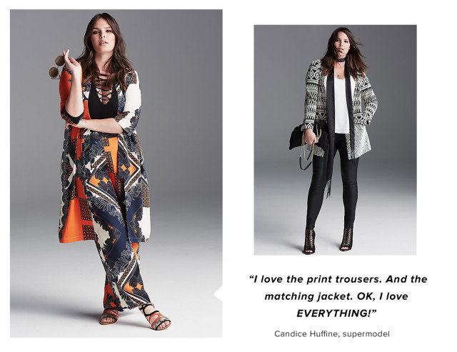 river island plus size clothing candice huffine