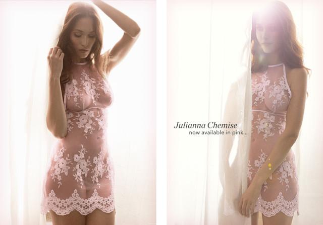 julianna chemise