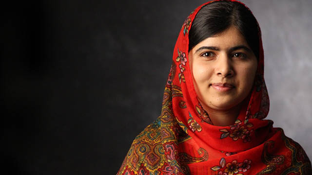 international women's day Malala