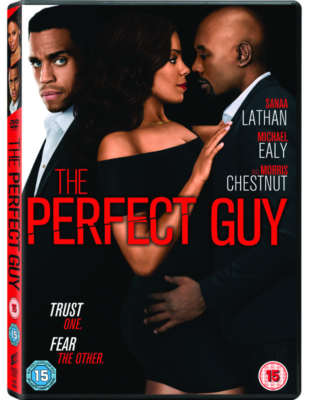 the perfect guy dvd packshot