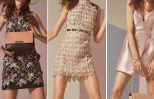 topshop summer dress campaign