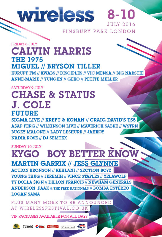 wireless 2016 full lineup poster