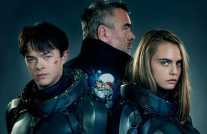 Cara Delevingne first look images from Luc Besson's Valerian