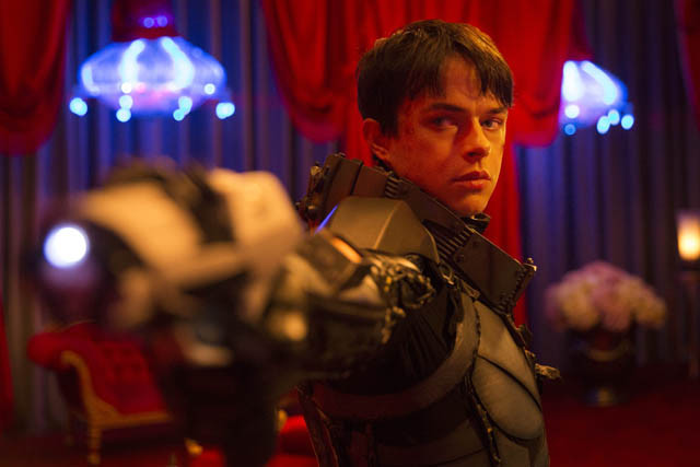 Cara Delevingne first look images from Luc Besson's Valerian movie