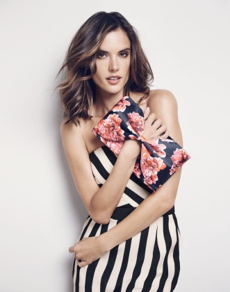 Coast Dress - Alessandra Ambrosio hot campaign 3