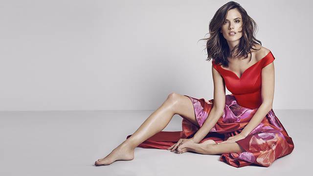 ff904de5603d Coast Dress - Alessandra Ambrosio the face of new campaign - FLAVOURMAG
