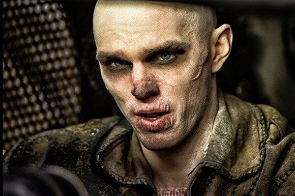 Mad Max Nicholas Hoult