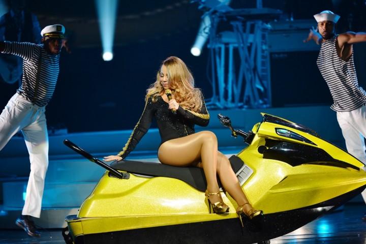 Mariah Carey - Live in concert