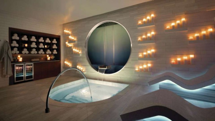 espa spa at the Vdara