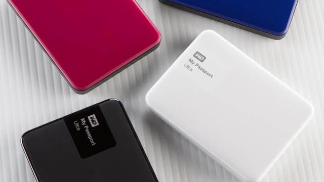 Win a WD My Passport Ultra hard drive  WOW! - FLAVOURMAG