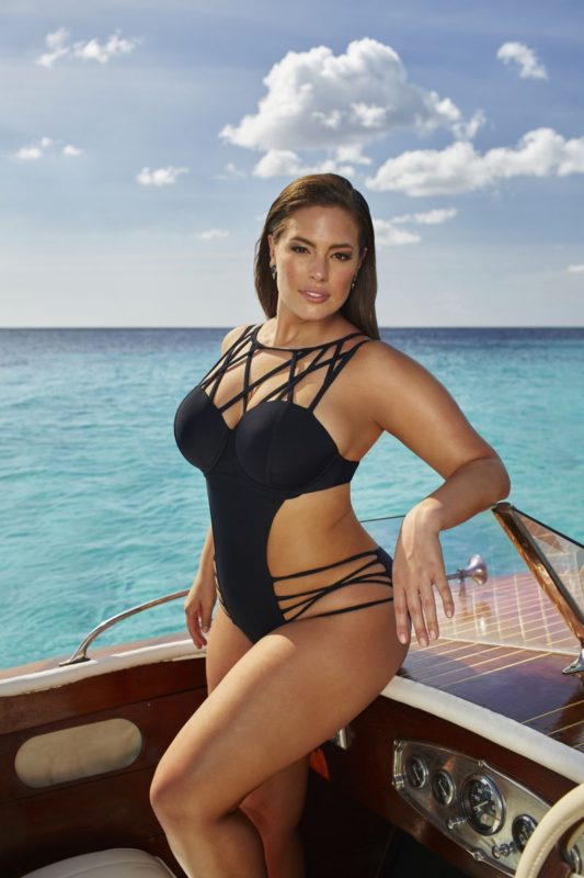 212a763b70 Ashley Graham unveils swimwear line collaboration with ...
