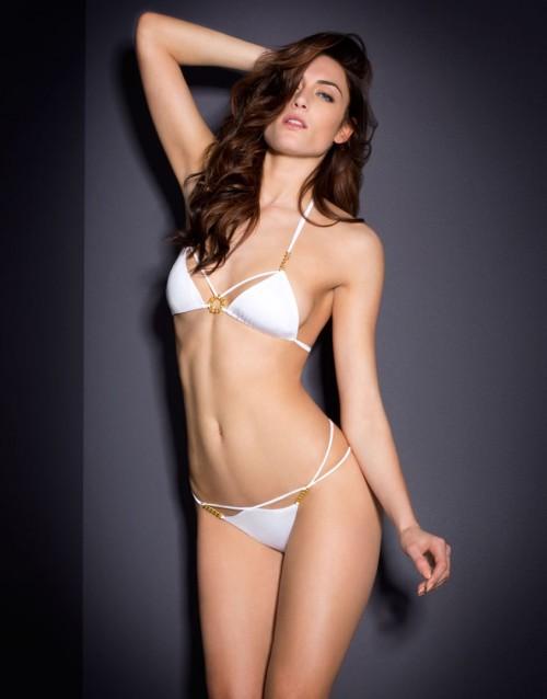 Cee-Cee Bikini White