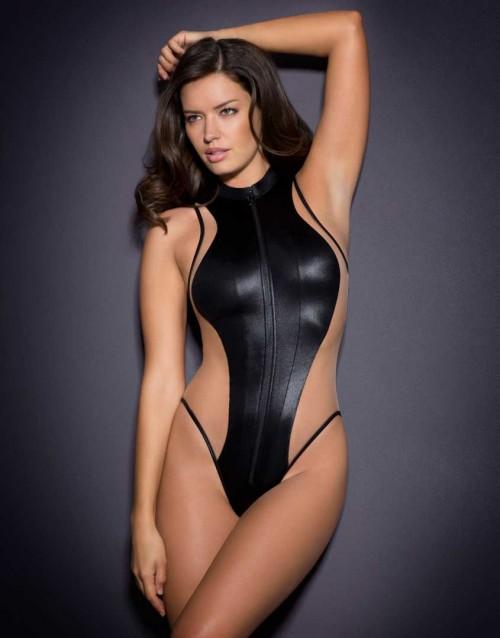 Agent Provocateur Marlene Swimsuit Black
