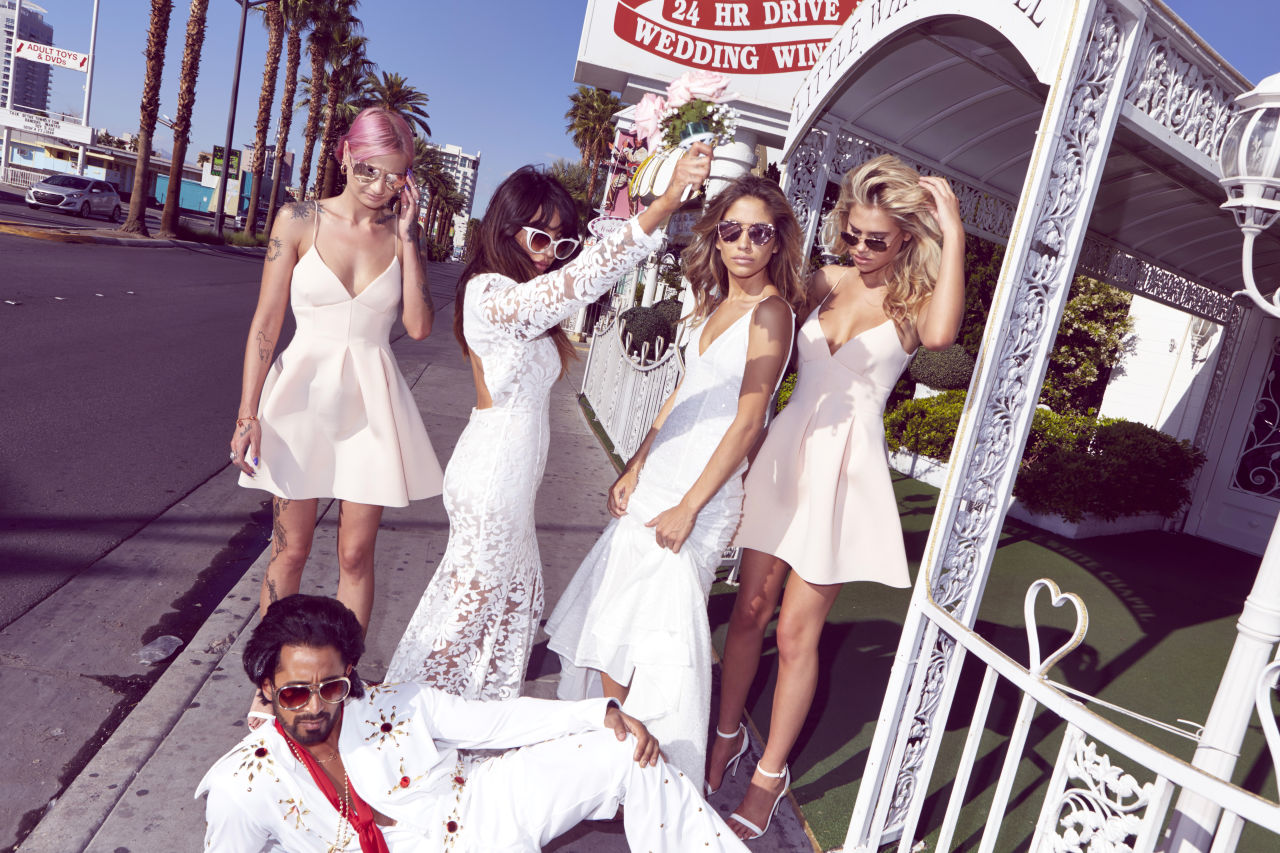437d4fd391 OMG Wedding dresses just got affordable   sexy with Missguided ...