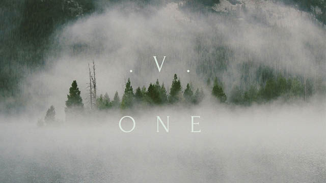 V one