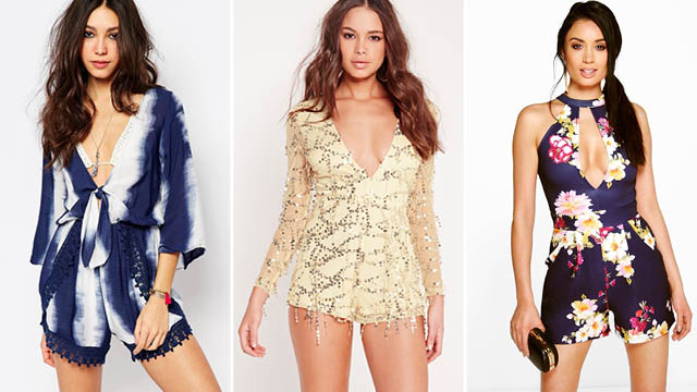 best rompers jumpsuits catsuits playsuits