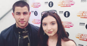 nick jonas - sophie bird