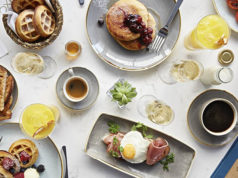 oxbo bankside bottomless brunch