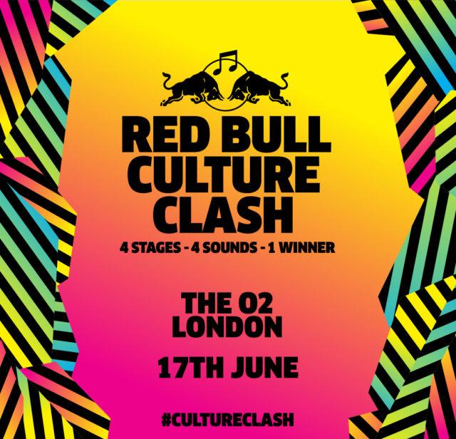 red bull culture clash 2016