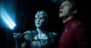 sofia boutella - Star Trek Beyond