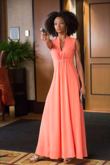 yaya dacosta the nice guys