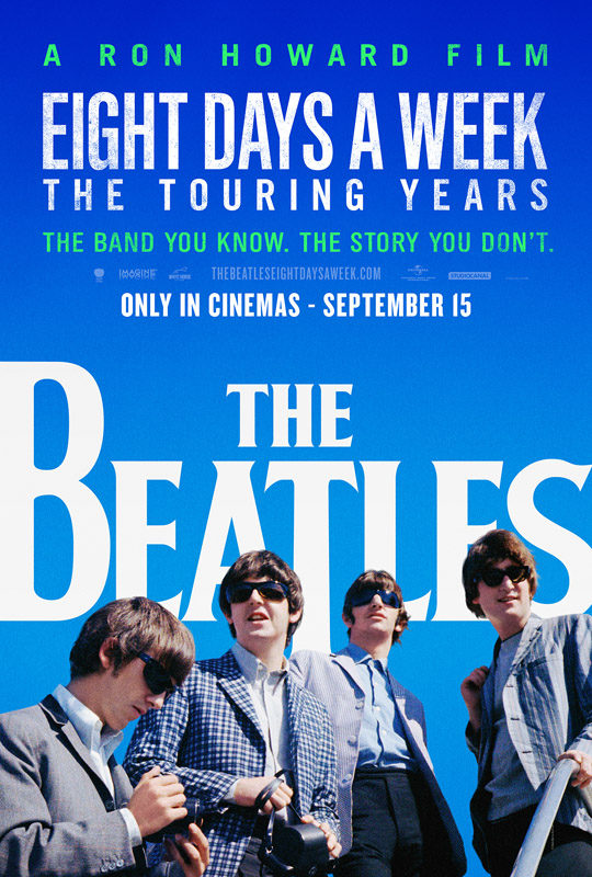 The Beatles - The Touring Years