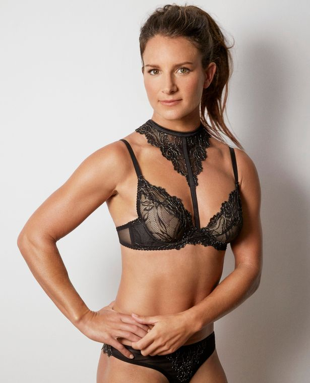 Sexy Nude Female Athletes 101