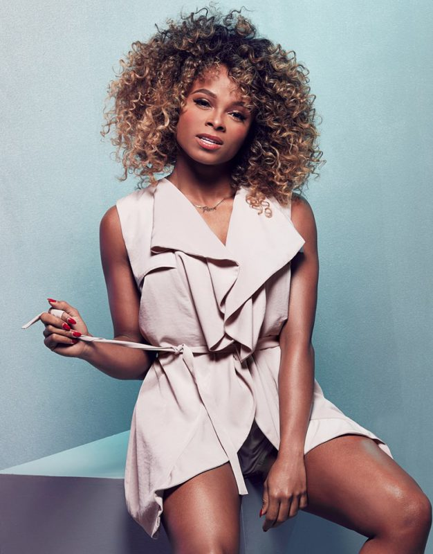 Fleur East By Lipsy Long Line Jacket