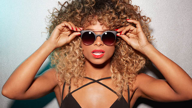 Fleur East Lipsy Dress collection 2016