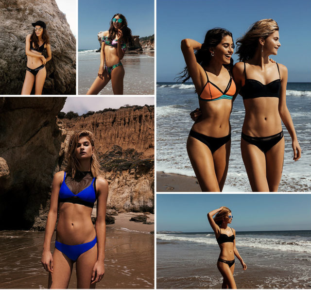 Kendall Kylie Jenner Swimsuits for Topshop