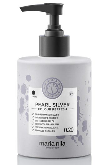 maria nila pearl silver colour refresh