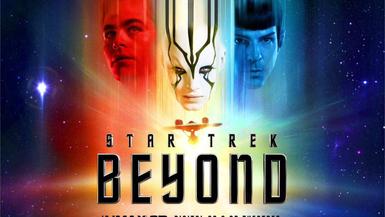 Movies 2016 Posters: Star Trek Beyond Gets A Living Poster.