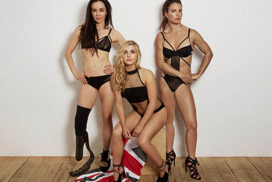 team gb lingerie