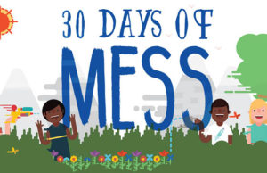 30 days of mess