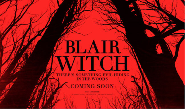 Blair witch release date in Perth