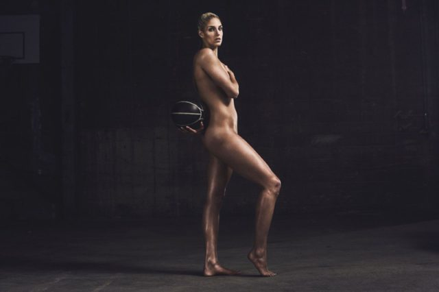 Elena Delle ESPN 2016 Body Issue