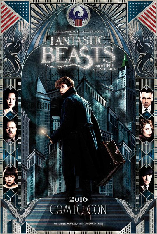 Fantastic Beasts_Comic-Con_Art