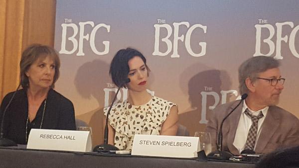 The BFG Press Conference 3