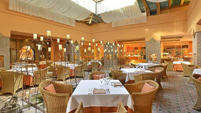 Alhambra buffet restaurant