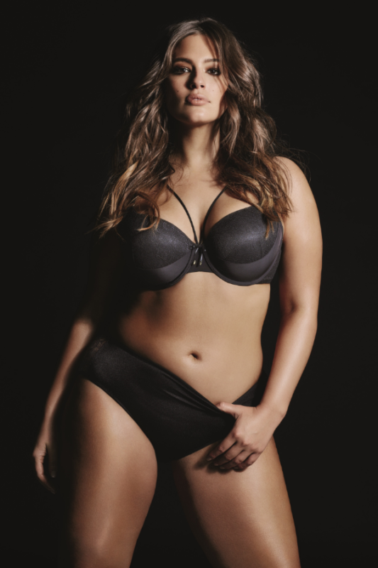Supermodel Ashley Graham launches two new collections for ...