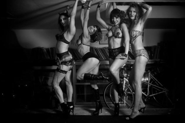the strippers collective